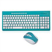2.4G Wireless Keyboard and Mouse Combo